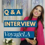 VoyageLA Interview with Humanitarian & Influencer Perla López Baray
